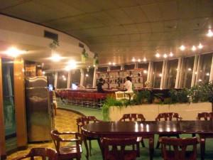 酒店內的酒吧